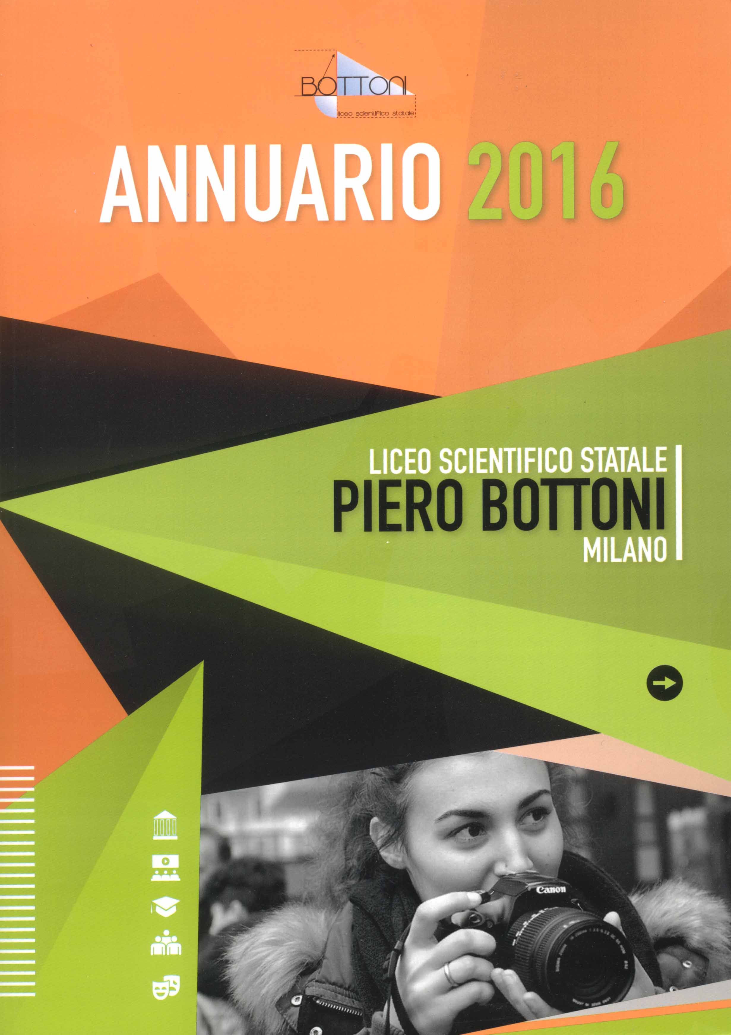 Cover annuario 2016 annuario 2016